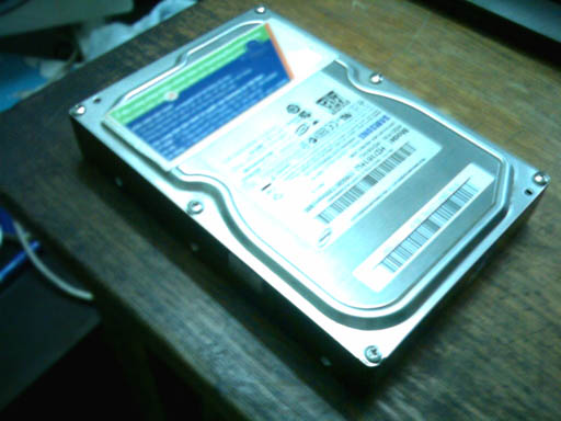 Old HDD